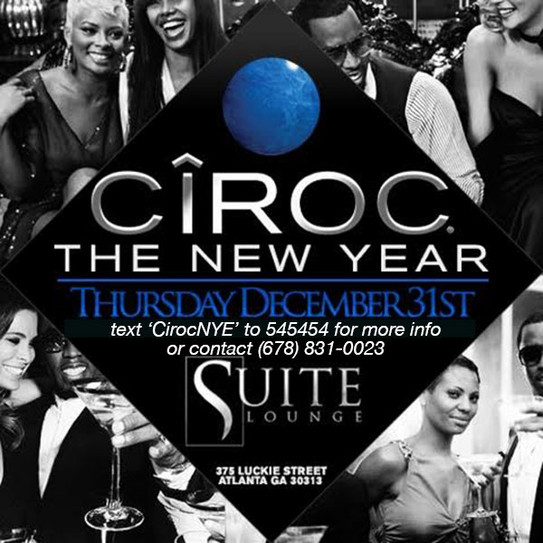 Ciroc the NYE