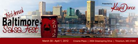 3rd Annual Baltimore Salsa Fest 2012
