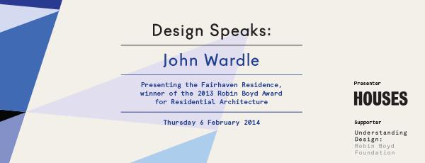 Our Houses - John Wardle
