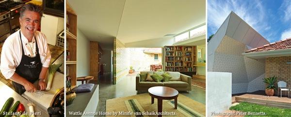 Stefano de Pieri + Wattle Avenue House