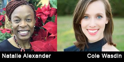 TEDxHuntsville Women Speakers