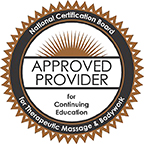NCBTMB Approved Course