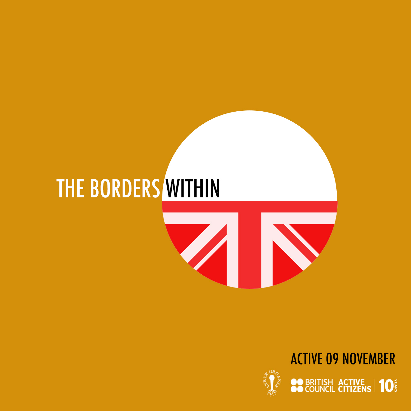 Borders Within flyer
