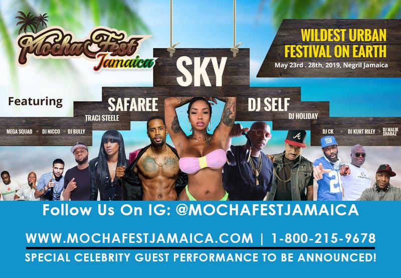Mocha Fest Jamaica 2019