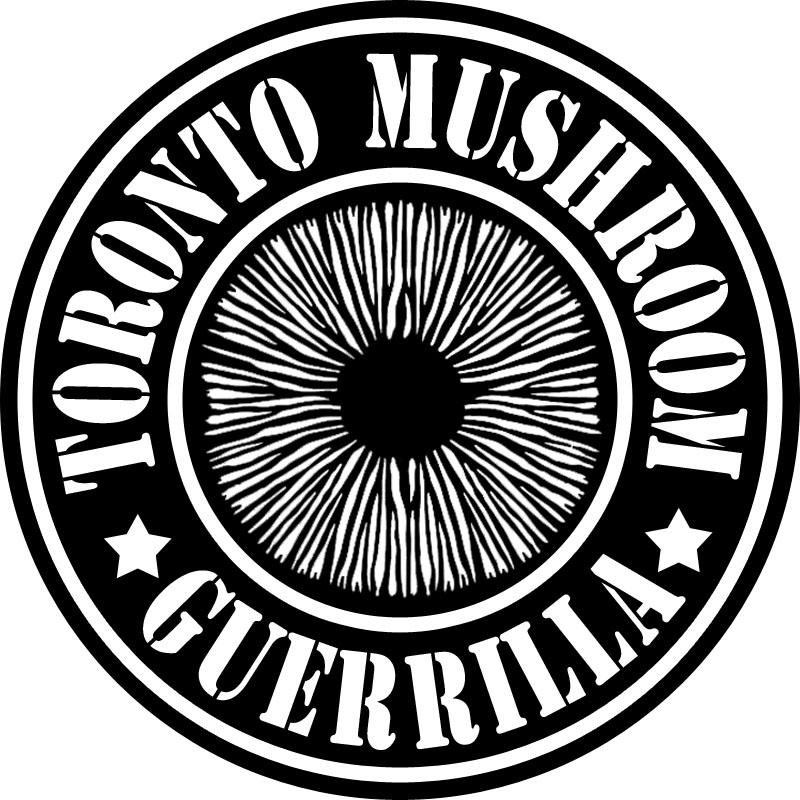 Guerilla Mushroom Logo w/ link