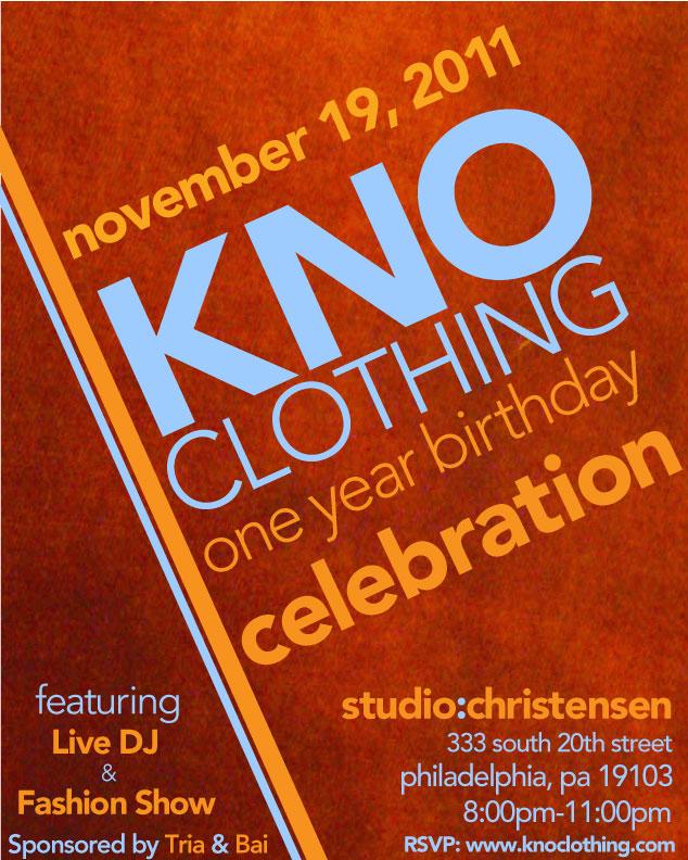 KNO One Year Birthday Celebration