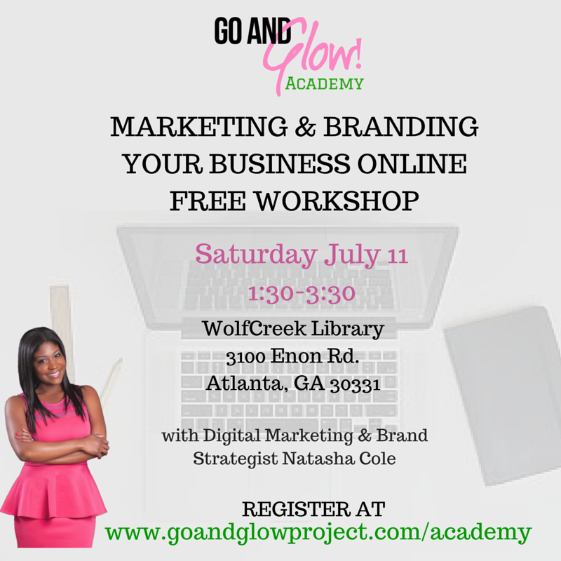 Marketing & Branding Your Business Online