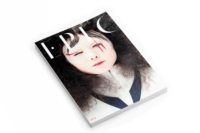 Epic Eye cover