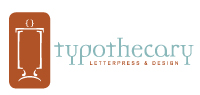 Typothecary Letterpress