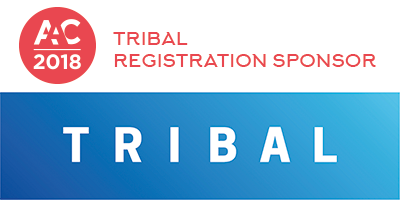Tribal AAC 2018 Registration Sponsor