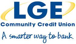LGE Credit union logo