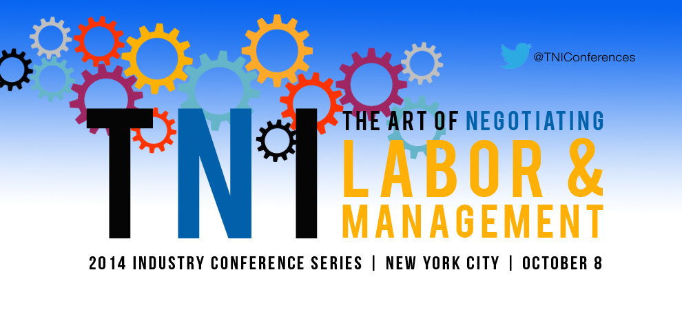 The Art of Negotiating Labor & Management Conference