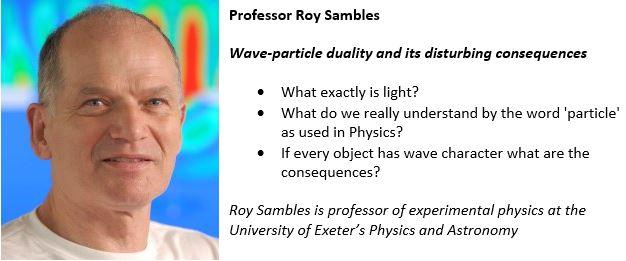 Roy Sambles