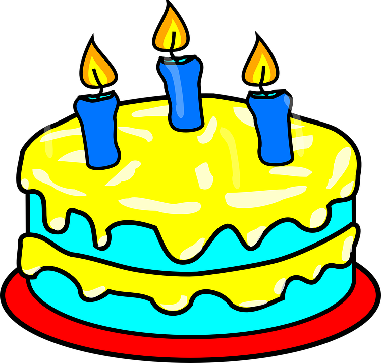 cake 3rd birthday