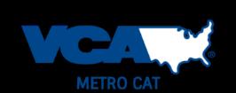 VCA Metrocat logo