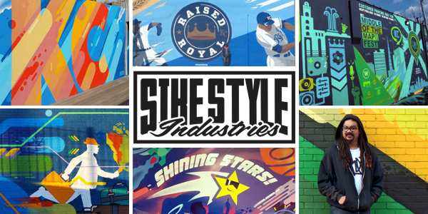 SikeStyle Work Examples