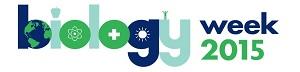 Biology Week 2015 logo