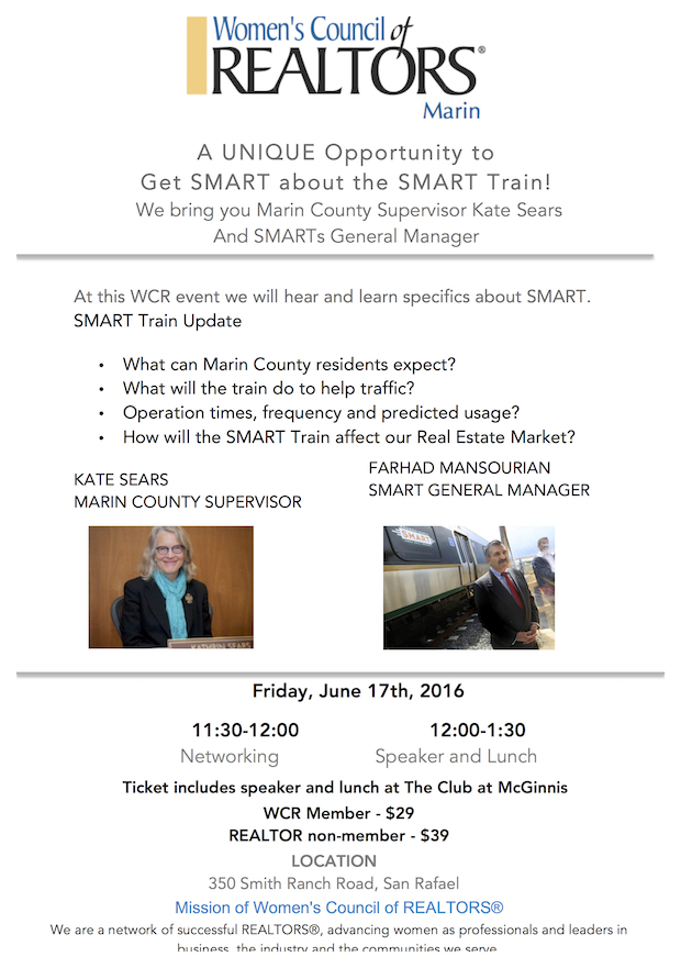 Get SMART about the SMART TRAIN