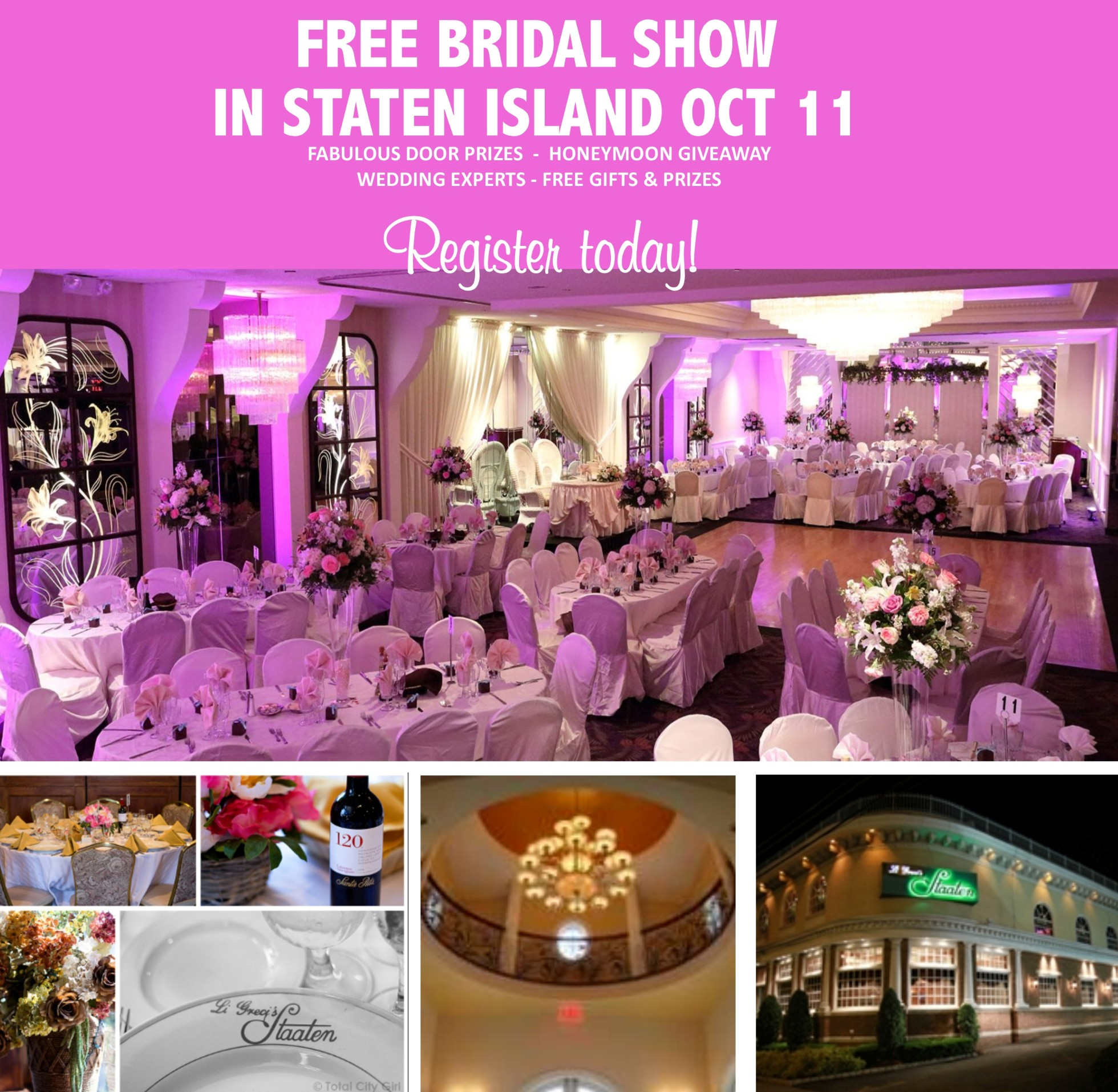 Bridal Expo Staten Island