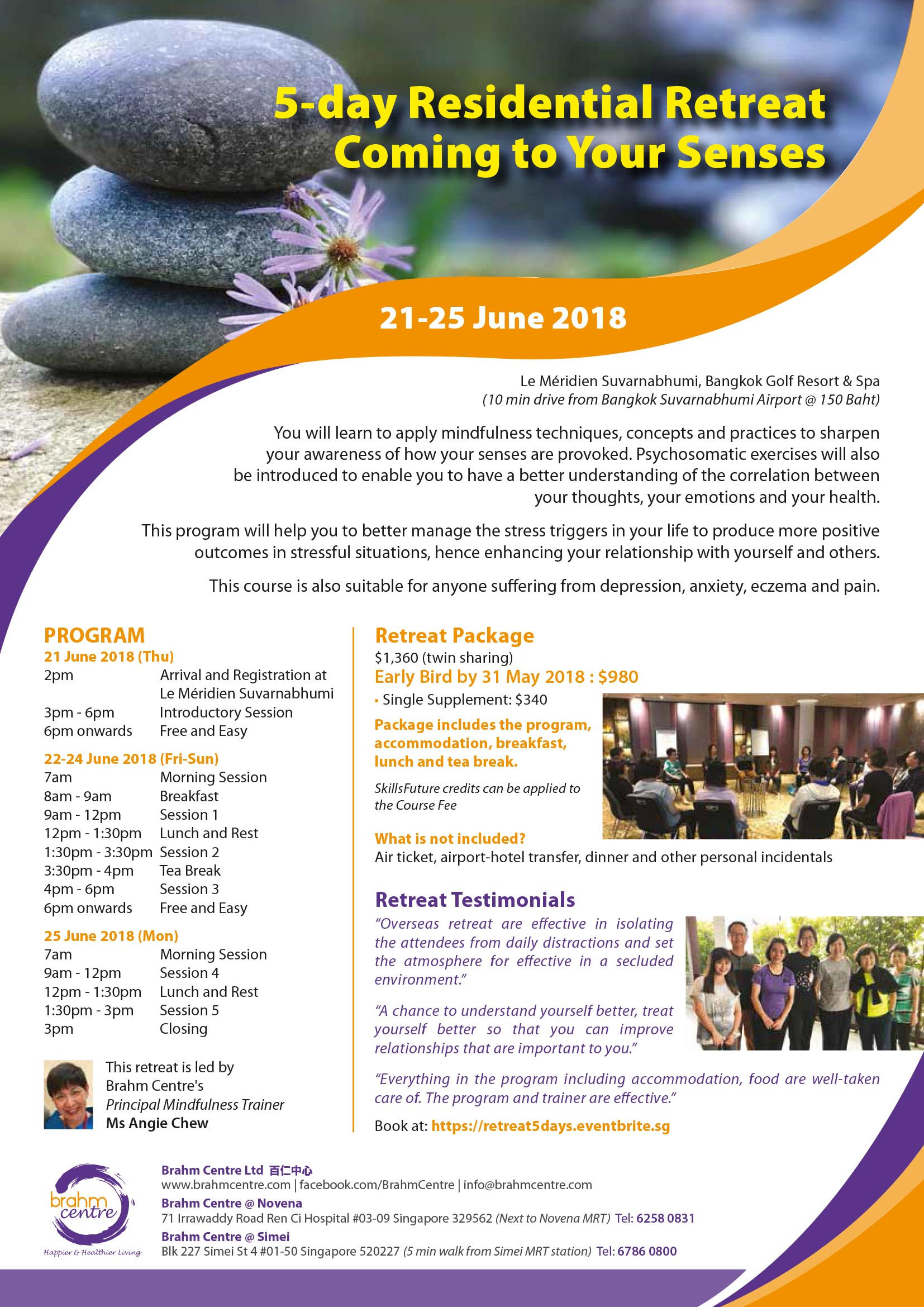 Mindfulness retreat coming to your senses jun 21 25 early bird if you have a roomate please indicate hisher name during registration otherwise you will be matched with a same gender roommate solutioingenieria Image collections