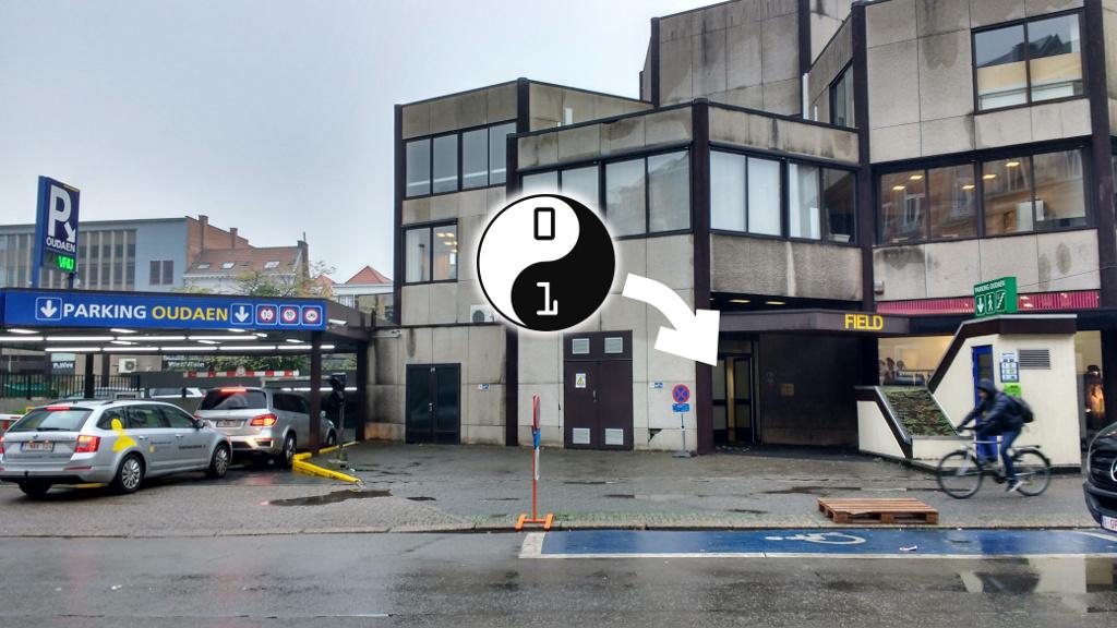 foto nieuwe locatie