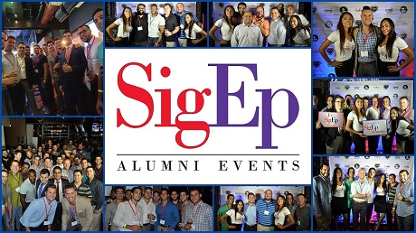 SigEp Alumni Happy Hour Events