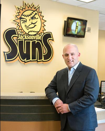 Ken Babby - Jacksonville Suns