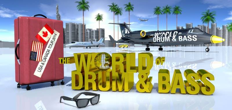World of Drum and Bass Los Angeles