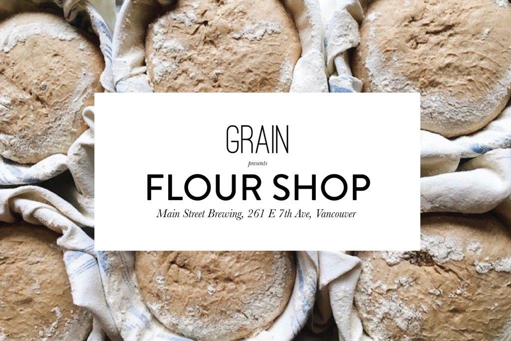GRAIN Flour Shop