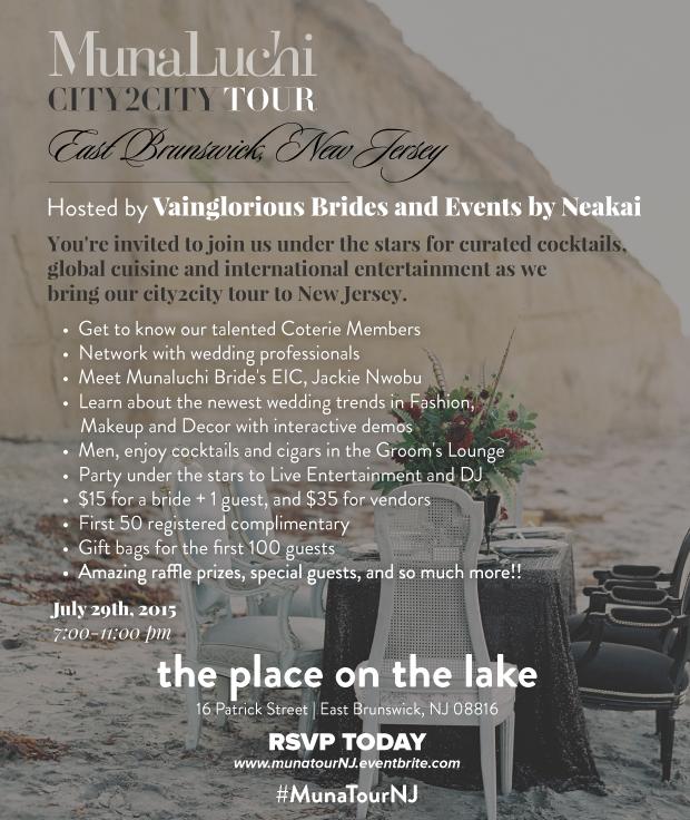 Muna Tour NJ Invitation