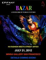 BAZAR FASHION SHOW JULY 21 2012 | Minna Gallery | San...
