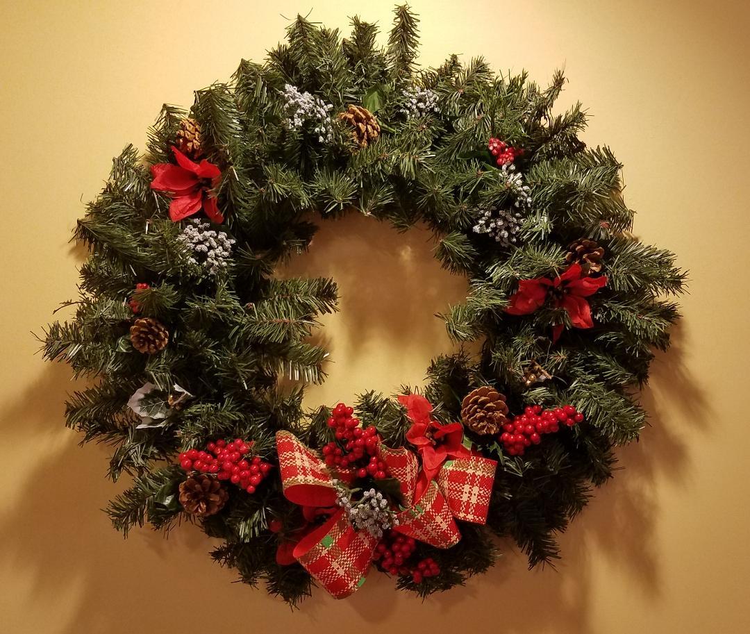lauras wreath