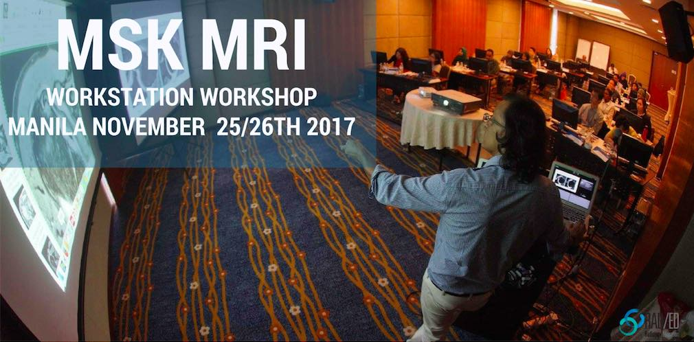 msk mri radiology conference manila philippines