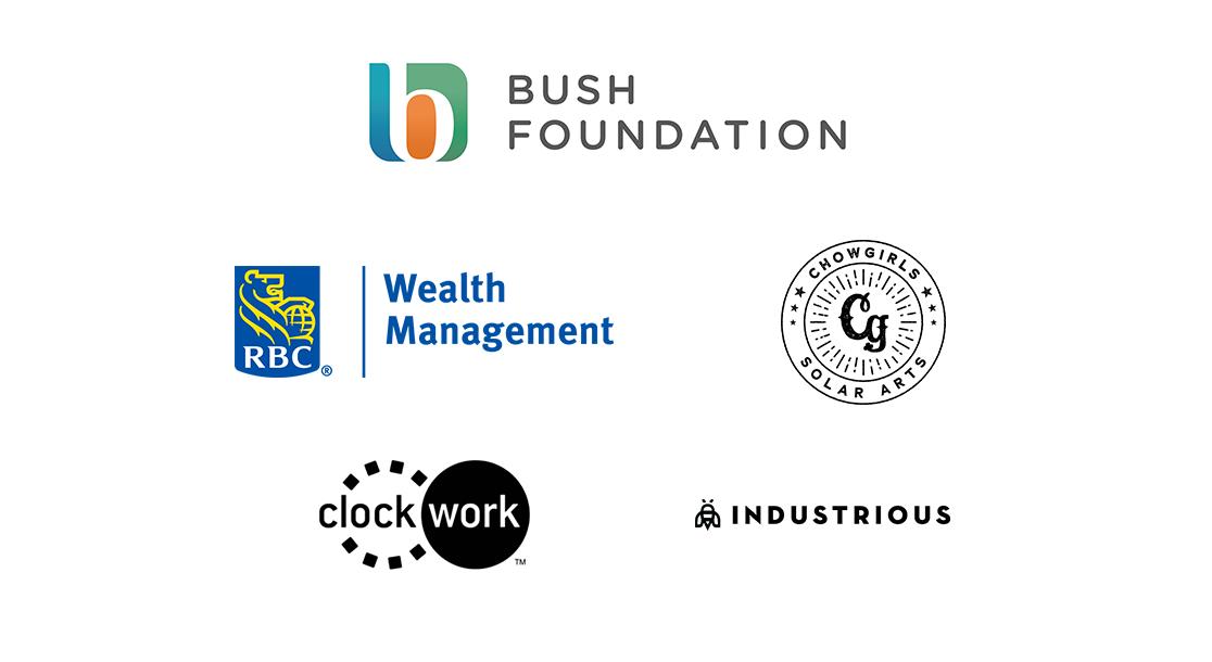 Like A Boss event sponsor logos