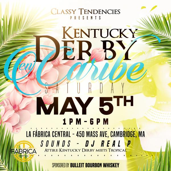 Kentucky Derby en Caribe 2018