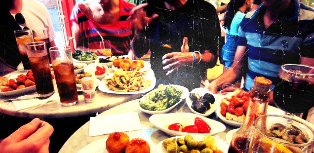 Barcelona Taste tapas tours | Food tours in Barcelona