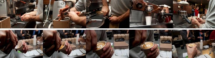 Latte Series
