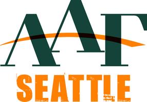 Logo: AAF Seattle