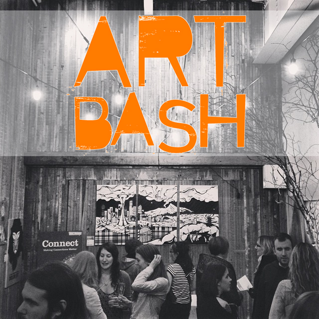 Art Bash logo