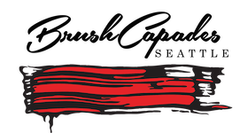 BrushCapades logo
