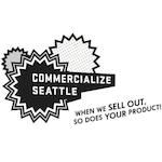 Logo: Commericalize Seattle
