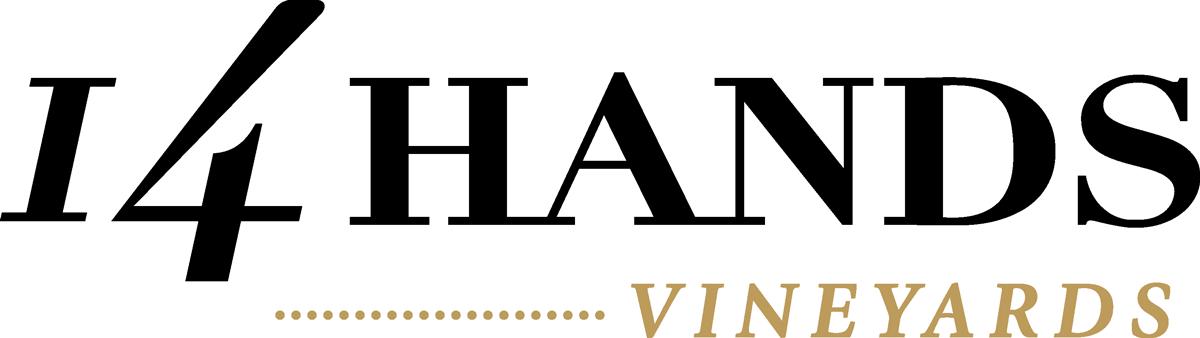Logo: 14 Hands Vineyards