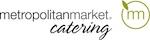 Logo: Metropolitan Market Catering