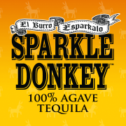 Sparkle Donkey Tequila logo