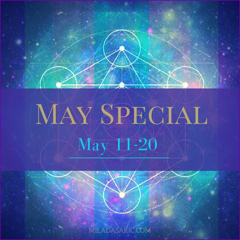 Milada Sakic May Special