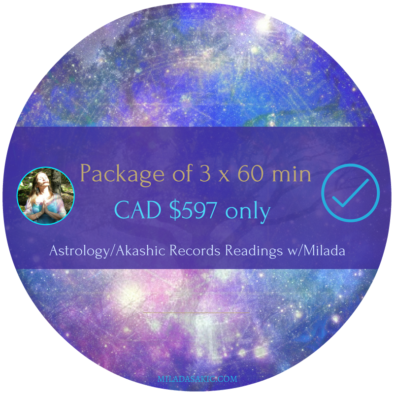 Milada Sakic Astrology Akashic Records