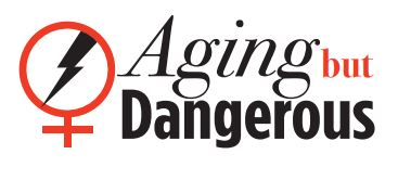 Aging But Dangerous logo