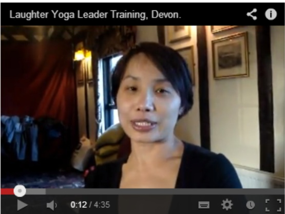 Laughter Yoga Leader Testimonials