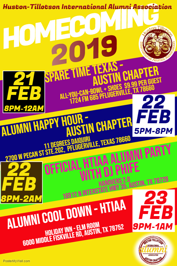 Alumni Homecoming Events
