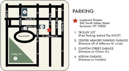 Parking Info